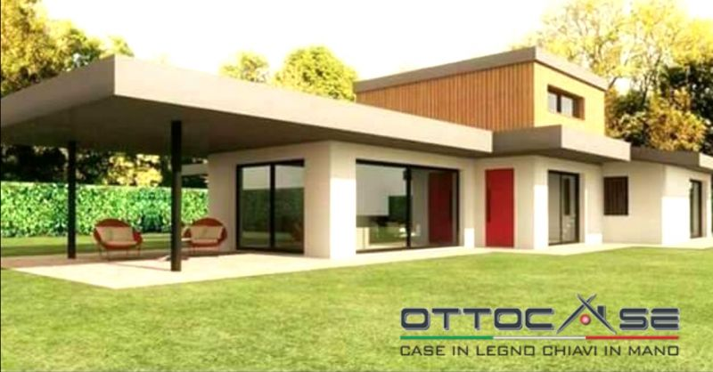 OTTOCASE offerta realizzazione case in legno chiavi in mano Padova
