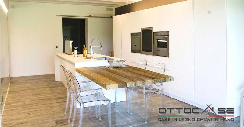 OTTOCASE occasione case bio in legno Padova - occasione realizzazione case in legno Padova