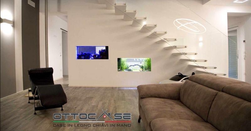 OTTOCASE occasione realizzazione case in legno in bioedilizia chiavi in mano Padova