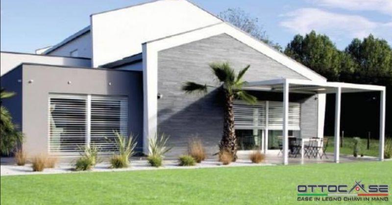 OTTOCASE offerta realizzazione case in legno Padova - occasione vendita abitazioni in legno