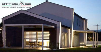 occasione progettazione case in legno padova offerta case chiavi in mano padova