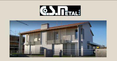 offerta produzione di serramenti in alluminio udine occasione installazione infissi udine