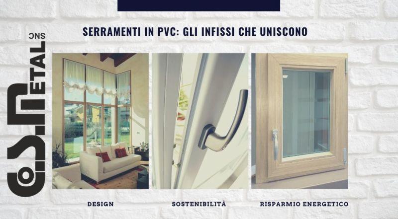 Occasione Serramenti in pvc, finestre in pcv, porte e portoncini in pvc a Udine