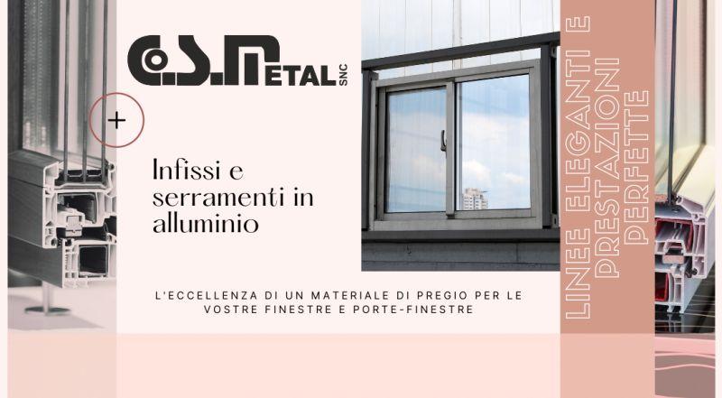 Occasione realizzazione di infissi e serramenti in alluminio a Udine – offerta serramenti realizzati su misura a Udine