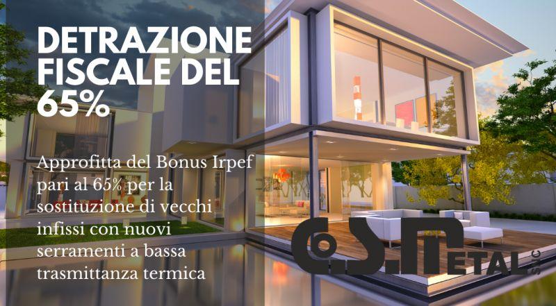 Occasione detrazione fiscale per cambio infissi a Udine – offerta sostituzione di vecchi infissi a Udine