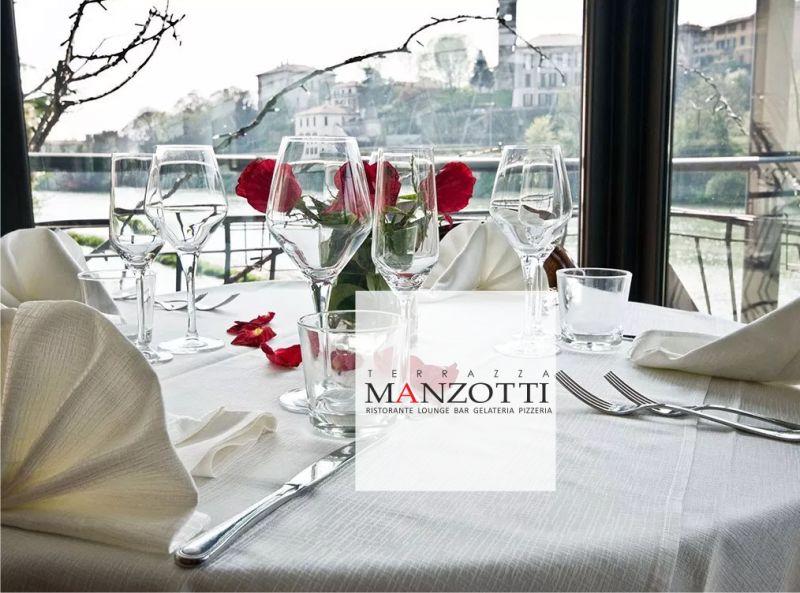 TERRAZZA MANZOTTI offerta ristorante cucina lombarda - promozione cucina internazionale ricerca
