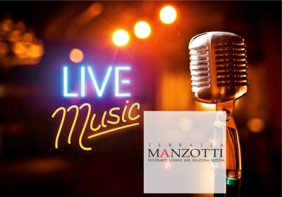 terrazza manzotti offerta musica live in terrazza promozione musica dal vivo venerdi sera