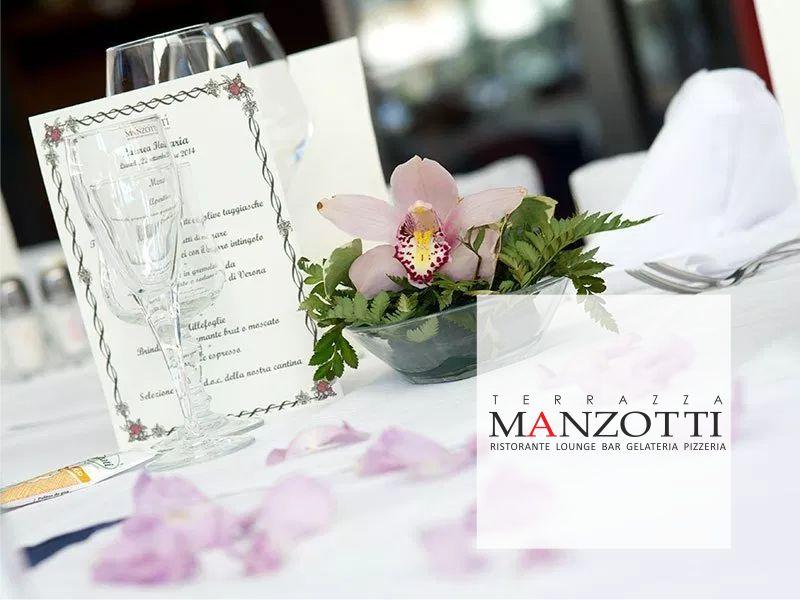 TERRAZZA MANZOTTI offerta rinfresco cerimonie - promozione banchetti a buffet