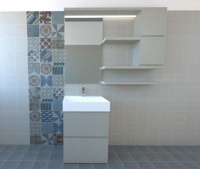 gregorietti edilizia offerta mobile da bagno promozione lavabo bagno macerata