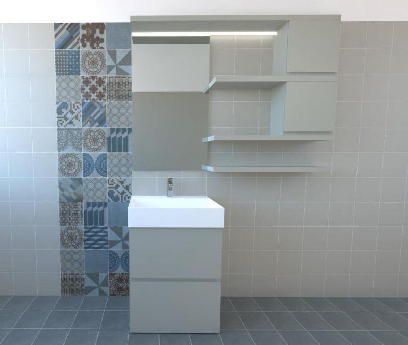 Gregorietti Edilizia offerta mobile da bagno - promozione lavabo bagno Macerata