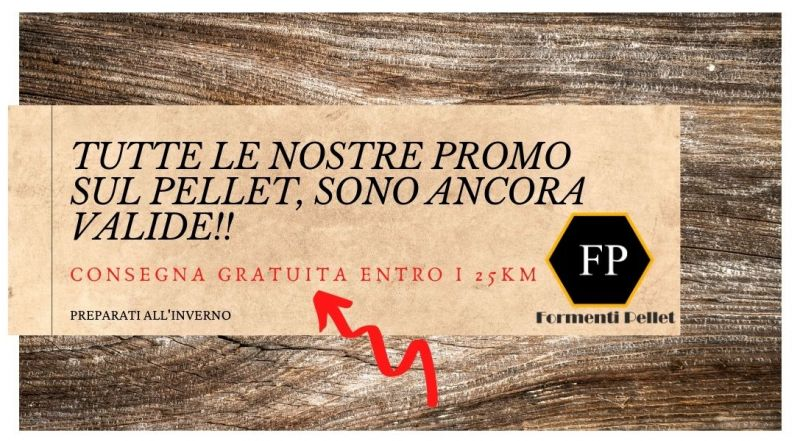Occasione pellet per stufe in offerta a Novara Varese Verbania e Milano – Vendita pellet austriaco di abete scontato a Novara Varese Verbania e Milano