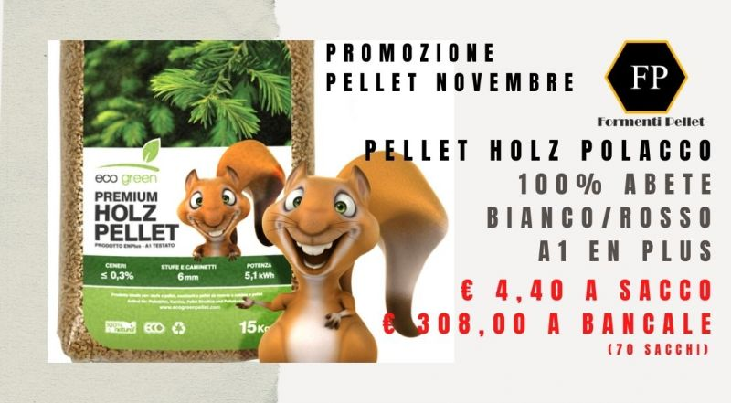 Occasione vendita pellet holz polacco in offerta a Novara Varese Milano Verbania – Occasione pellet di abete in offerta Novara Varese Milano Verbania