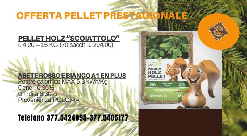 Offerta pellete holz scoiattoli scontato in vendita a Novara a Varese a Verbania a Milano – occasione pellet di abete rosso e abete bianco in promozione a Novara a Varese a Verbania a Milano