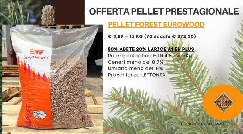Vendita di pellet scontato FOREST EUROWOOD a Novara a Varese a Verbania a Milano – occasione sacchi di pellet in offerta per fine stagione a a Novara a Varese a Verbania a Milano