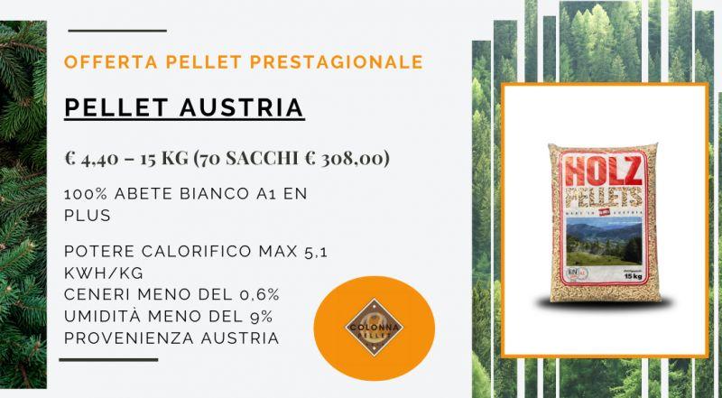 Offerta pellet Austria a prezzo conveniente a Novara a Varese a Verbania a Milano – Occasione pellet scontato per fine stagione a Novara a Varese a Verbania a Milano