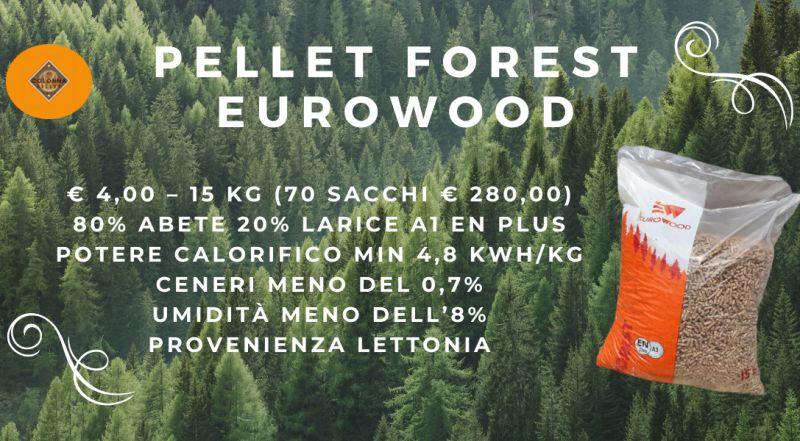 Offerta  PELLET FOREST EUROWOOD in offerta a Novara a Varese a Verbania a Milano – occasione servizio consegna a domicilio di pellet a Novara a Varese a Verbania a Milano