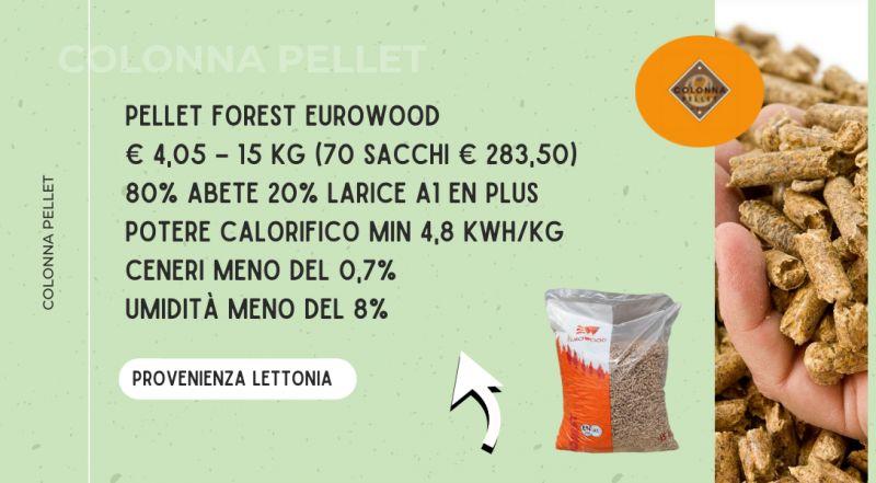 Vendita pellet Forest Eurowood a Novara a Verbania a Milano a Varese – vendita pellet scontato a Novara a Verbania a Milano a Varese