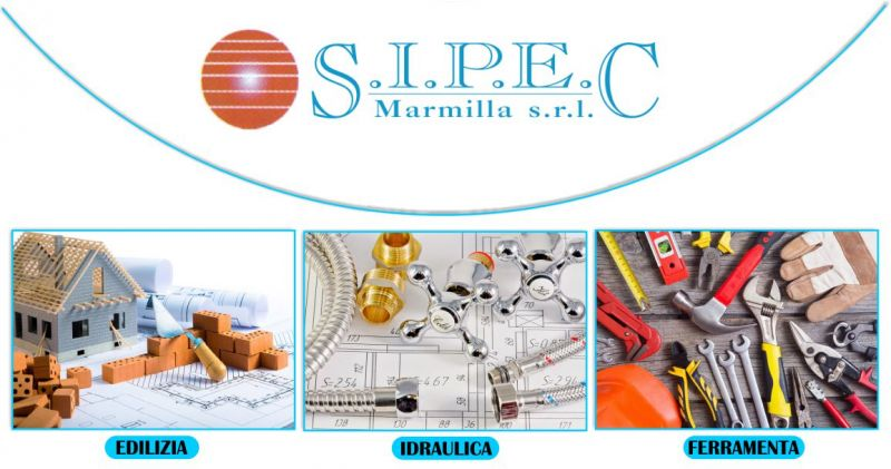 SIPEC MARMILLA Mogoro - offerta vendita materiali edili per arredo bagno sanitari rubinetteria