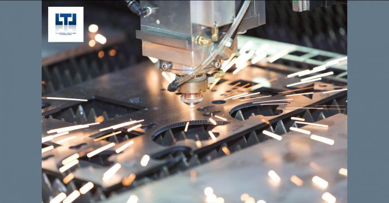 LTL Leonardelli taglio laser di Leonardelli Mauro - Offerta servizio di taglio laser Trento