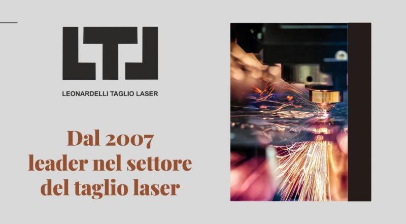 Occasione azienda taglio leader a Trento – Vendita  produzione di tagli a laser a Trento