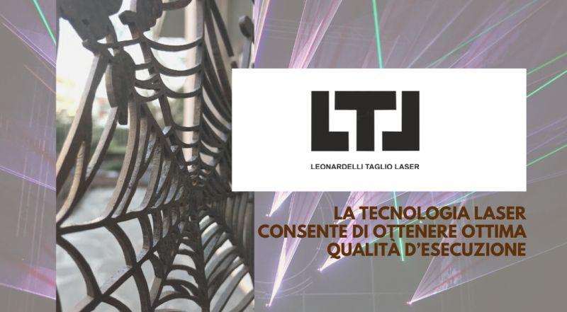 Vendita taglio laser di alta precisione a Trento – Occasione taglio metalli di pochi cm a Trento