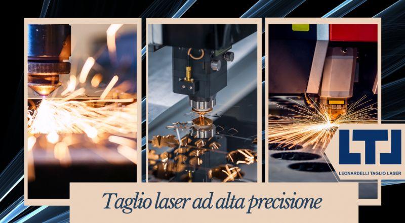 Offerta taglio laser ala altra precisione e Trento – Vendita azienda specializzata nel settore del taglio laser e nella produzione tagli a laser delle lamiere a Trento