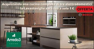 occasione vendita cucina completa di elettrodomestici a prezzi scontati arredo 3 store livorno