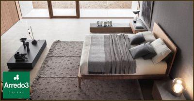 offerta camere da letto moderne e di design livorno arredo 3 store