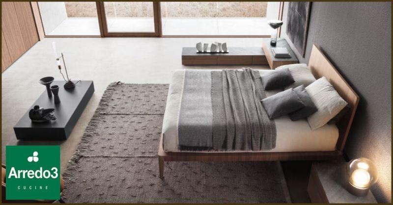offerta camere da letto moderne e di design Livorno - ARREDO 3 STORE