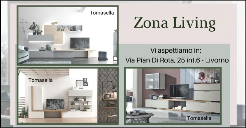 offerta arredamenti e complementi di arredo per la zona living - occasione arredo Pianca e Tomasella
