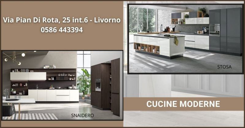 occasione cucine moderne e di design - promozione cucine  Snaidero e Stosa
