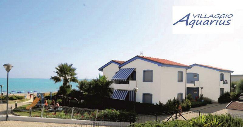 offerta vacanze villaggio turistico Molise - casa vacanze e appartamenti in villaggio termoli