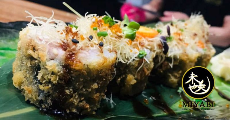 MIYABI Quartu Sant Elena - offerta vero sushi cucina giapponese