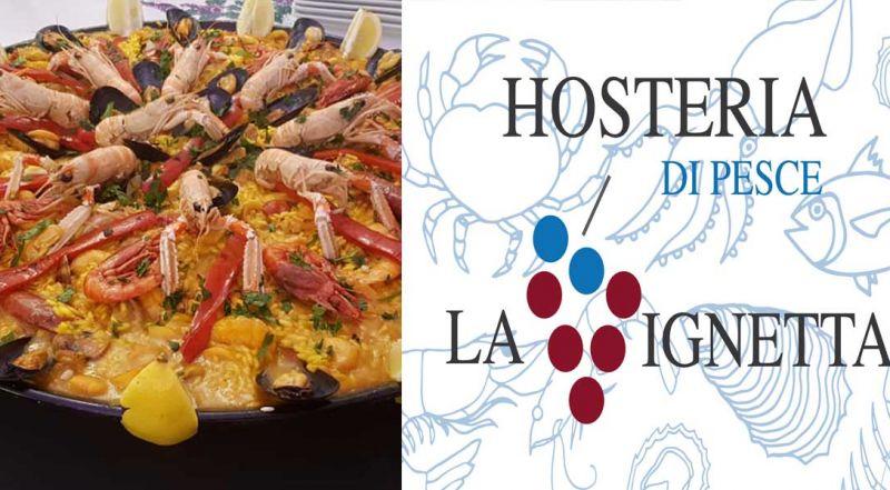 Offerta Paella e Sangria - Offerta pesce fresco - ristorante a Marino