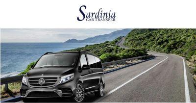 sardinia car transfer offerta noleggio auto con conducente olbia costa smeralda