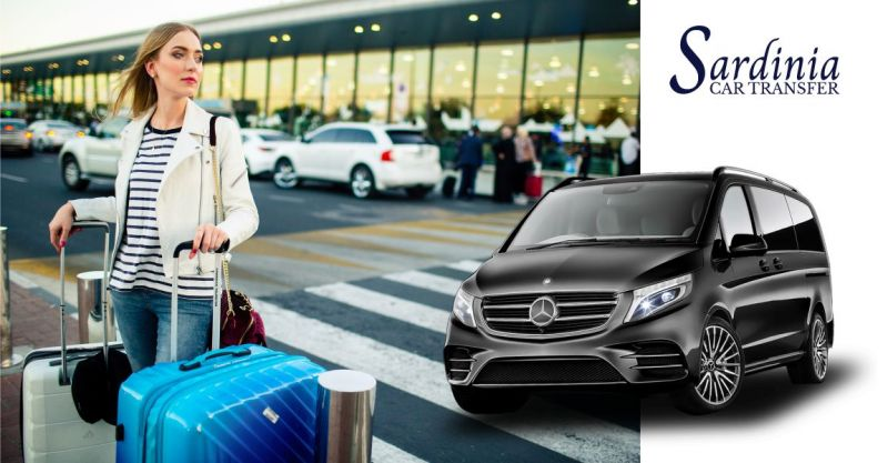 SARDINIA CAR -  offerta transfer aeroporto ncc Olbia Alghero Elmas