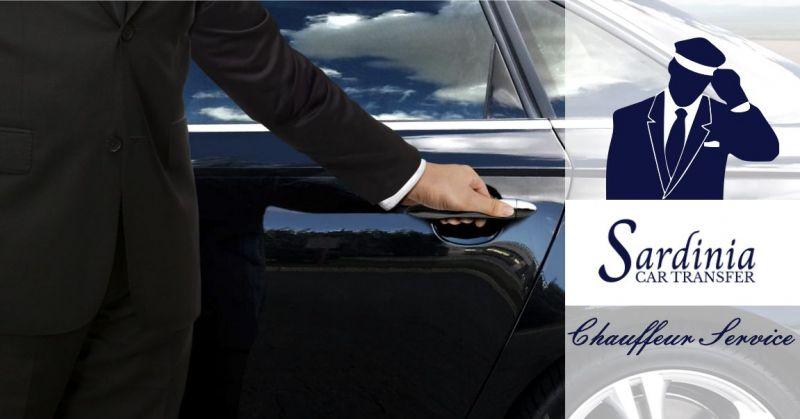 SARDINIA CAR TRANSFER - offerta Luxury chauffeur service Olbia Costa Smeralda
