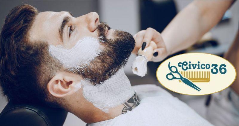 Civico 36 barber shop  Ossi - offerta taglio e cura barba