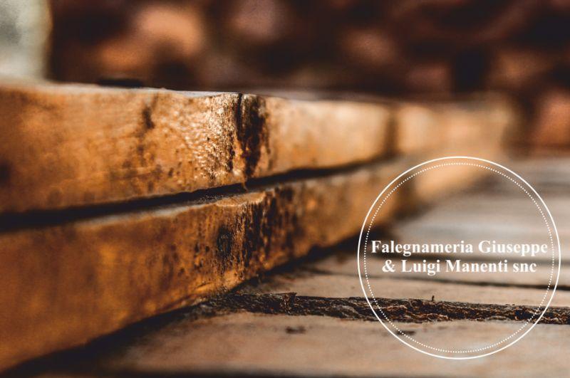 FALEGNAMERIA MANENTI offerta lavorazione legno - promozione arredamento interni su misura