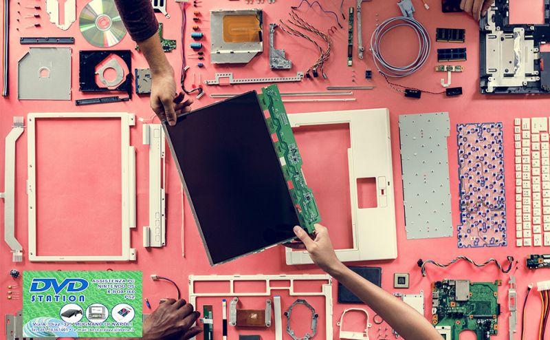 Offerta assistenza computer Napoli - occasione riparazione computer console smartphone napoli