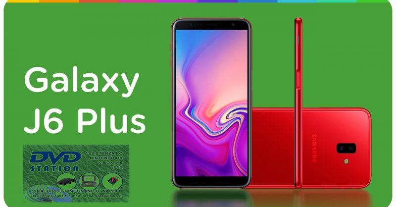 offerta samsung j6 plus a napoli - occasione smartphone a prezzo scontato napoli