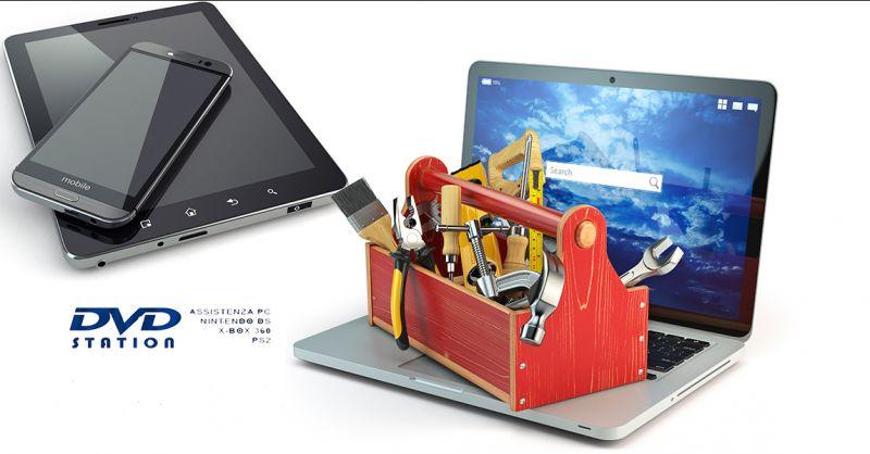 offerta assistenza Tablet PC Cellulari Smartphone Console Napoli - occasione riparazione napoli