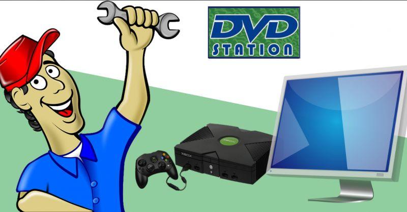 DVD STATION - offerta riparazione e assistenza pc e console mugnano di napoli