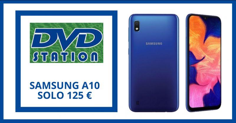 DVD STATION - promozione vendita telefono cellulare samsung a10 napoli