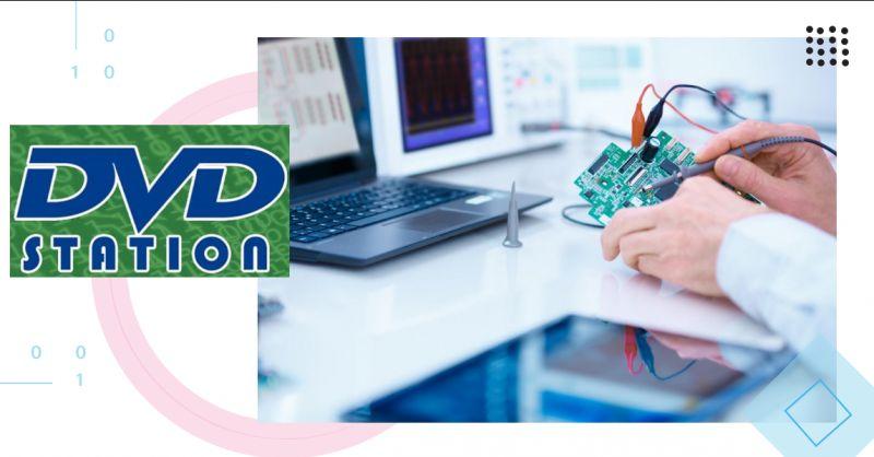 DVD STATION - offerta servizio di assistenza su computer e tablet napoli