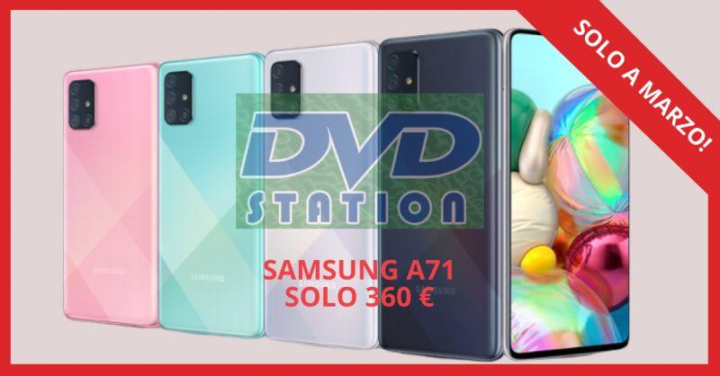 DVD STATION - offerta vendita samsung a71 napoli