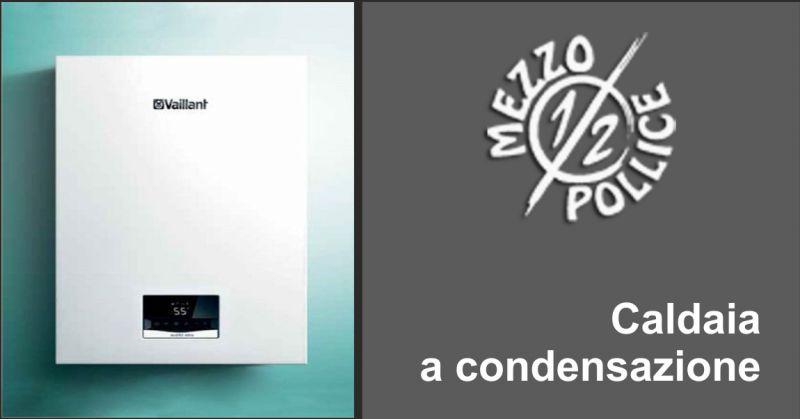 Offerta Caldaia a condensazione murale Vaillant ecoTEC intro VMW a Diano Marina - Promozione Mezzo Pollice Diano Marina