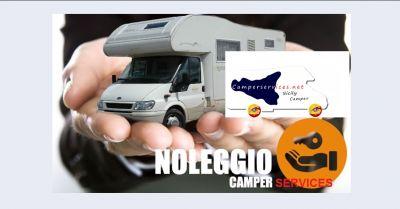 offerta noleggio camper san giovanni la punta occasione noleggio camper privati catania