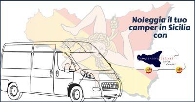 camperservices offerta noleggio camper palermo occasione noleggio camper aeroporto catania