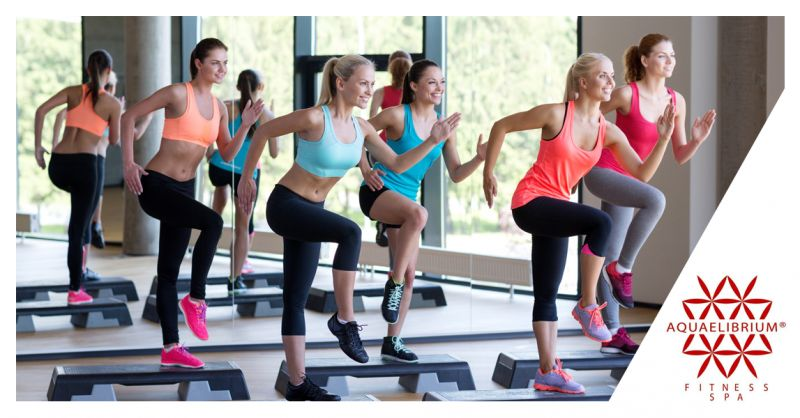offerta corsi di step alessandria - occasione step corso ginnastica aerobica alessandria